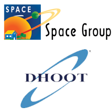 Space & Dhoot Group Logo